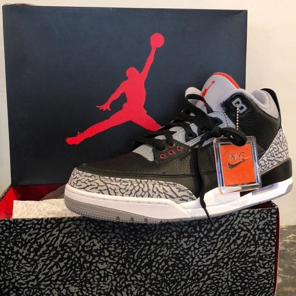 8d6672561b08 For Sale! Jordan Retro 3 OG size 12 brand new
